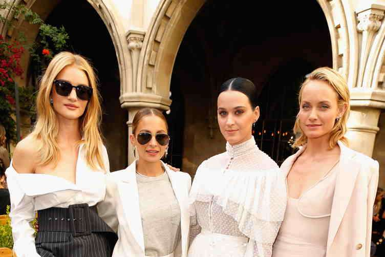 CFDA/Vogue Fashion Fund Fashion Show and Tea 1