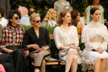 CFDA/Vogue Fashion Fund Fashion Show and Tea