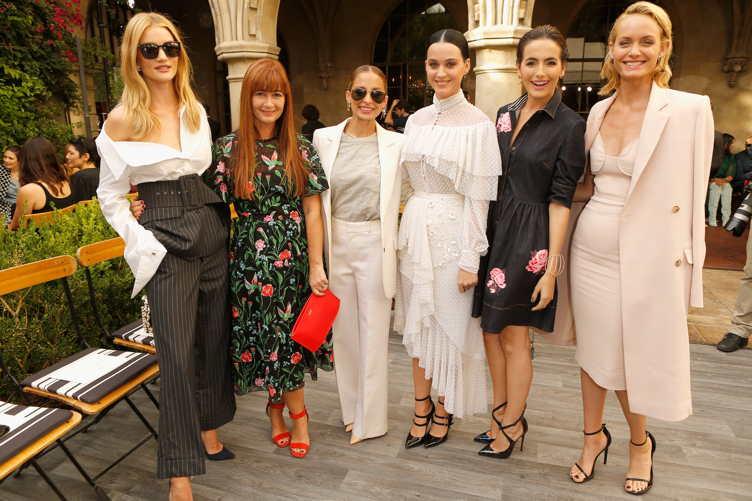 CFDA/Vogue Fashion Fund Fashion Show and Tea 7