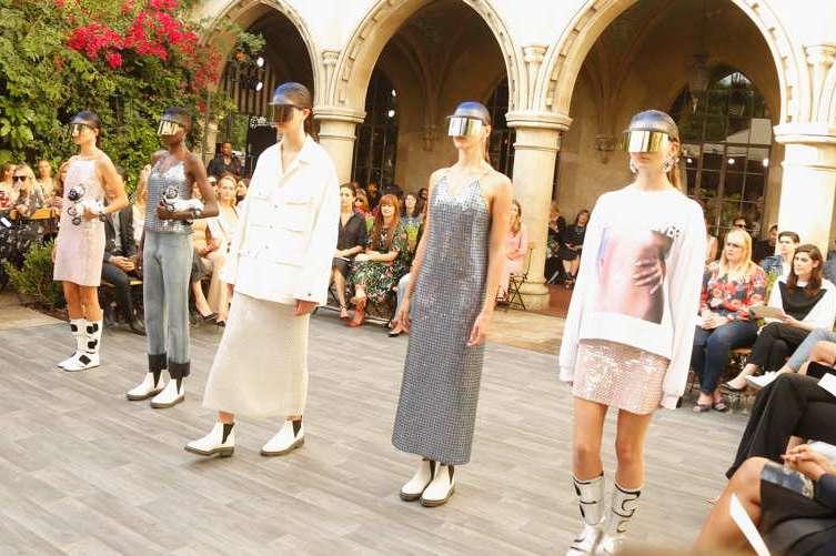CFDA/Vogue Fashion Fund Fashion Show and Tea 14