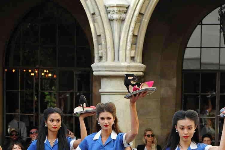 CFDA/Vogue Fashion Fund Fashion Show and Tea 13
