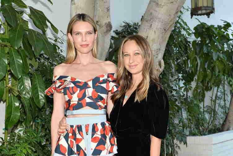 CFDA/Vogue Fashion Fund Fashion Show and Tea 10