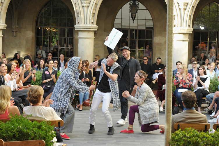 CFDA/Vogue Fashion Fund Fashion Show and Tea 15