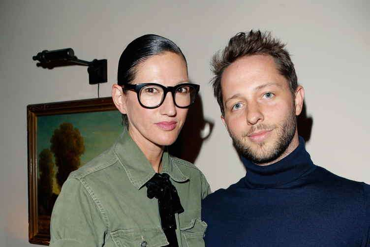 CFDA/Vogue Fashion Fund Fashion Show and Tea 12