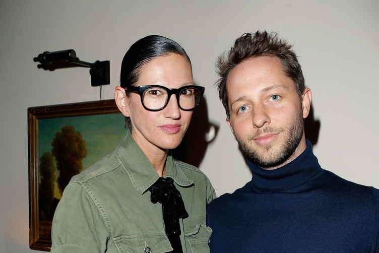 CFDA/Vogue Fashion Fund Fashion Show and Tea 12