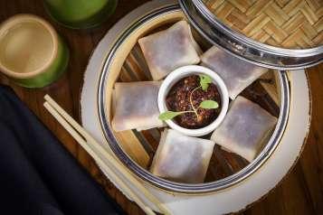 Burmese Wraps