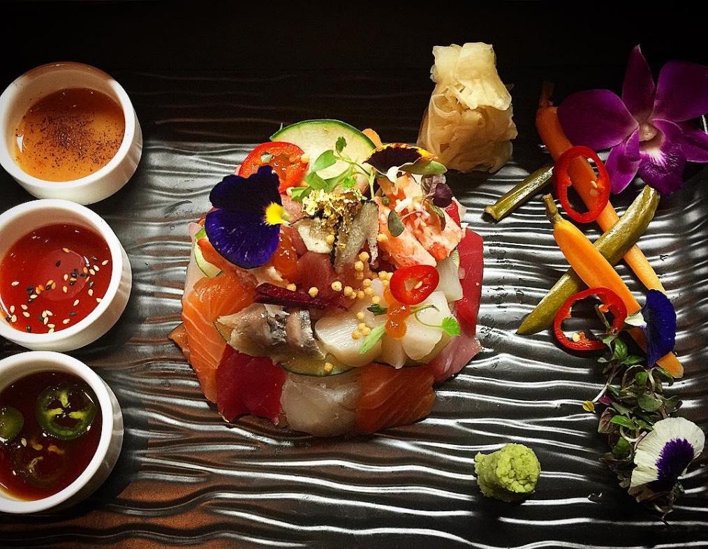Chirashi Bowl NAIYARA