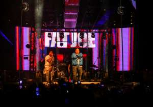 Fat Joe at Drai's Nightclub