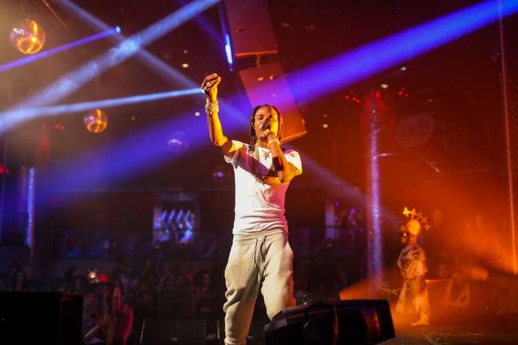 Fetty Wap at Drai's Nightclub
