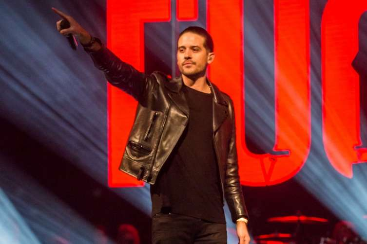 G-Eazy performs at Drai's Nightclub.