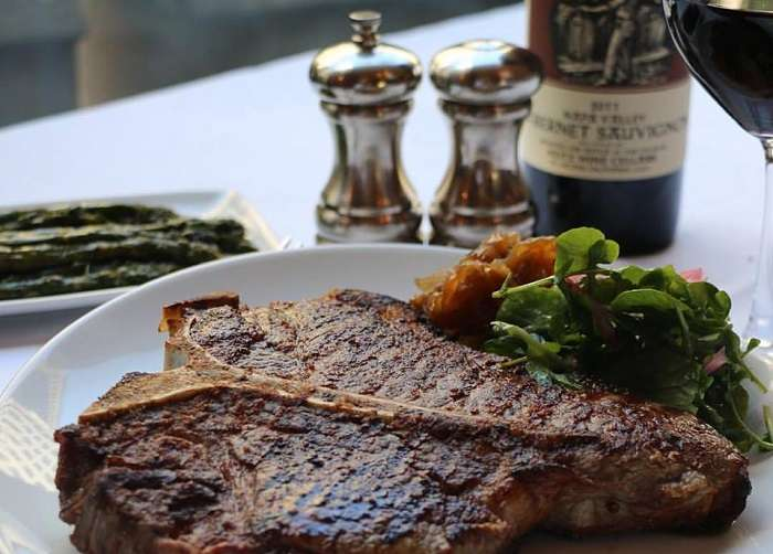 Grill 23 Steak