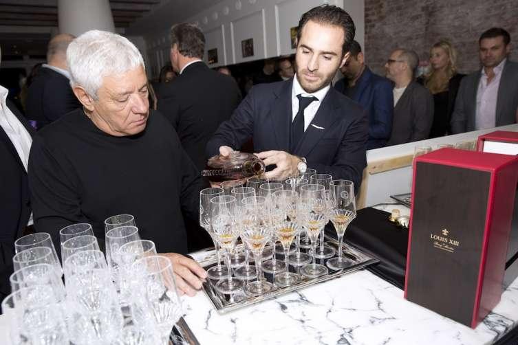 Herve Mammoliti and Philippe Vasilescu