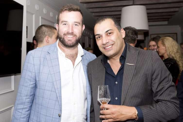 Mitch Walker and Mazen Dayem