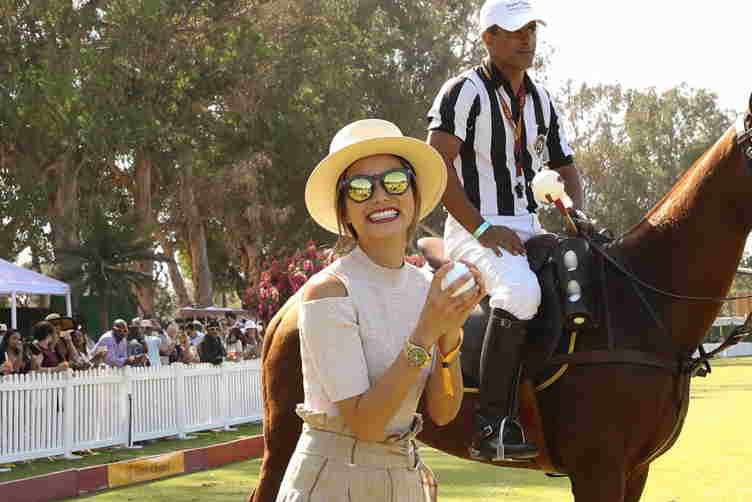 THE SEVENTH ANNUAL VEUVE CLICQUOT POLO CLASSIC LOS ANGELES 9