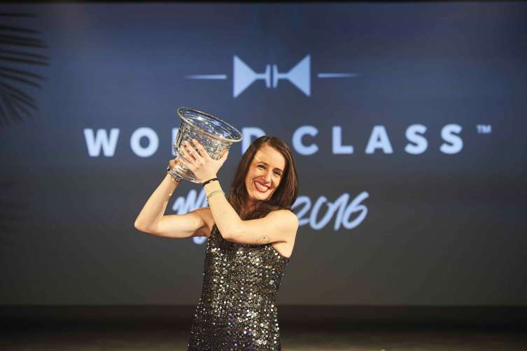Jennifer Le Nechet, World Class Bartender of the Year