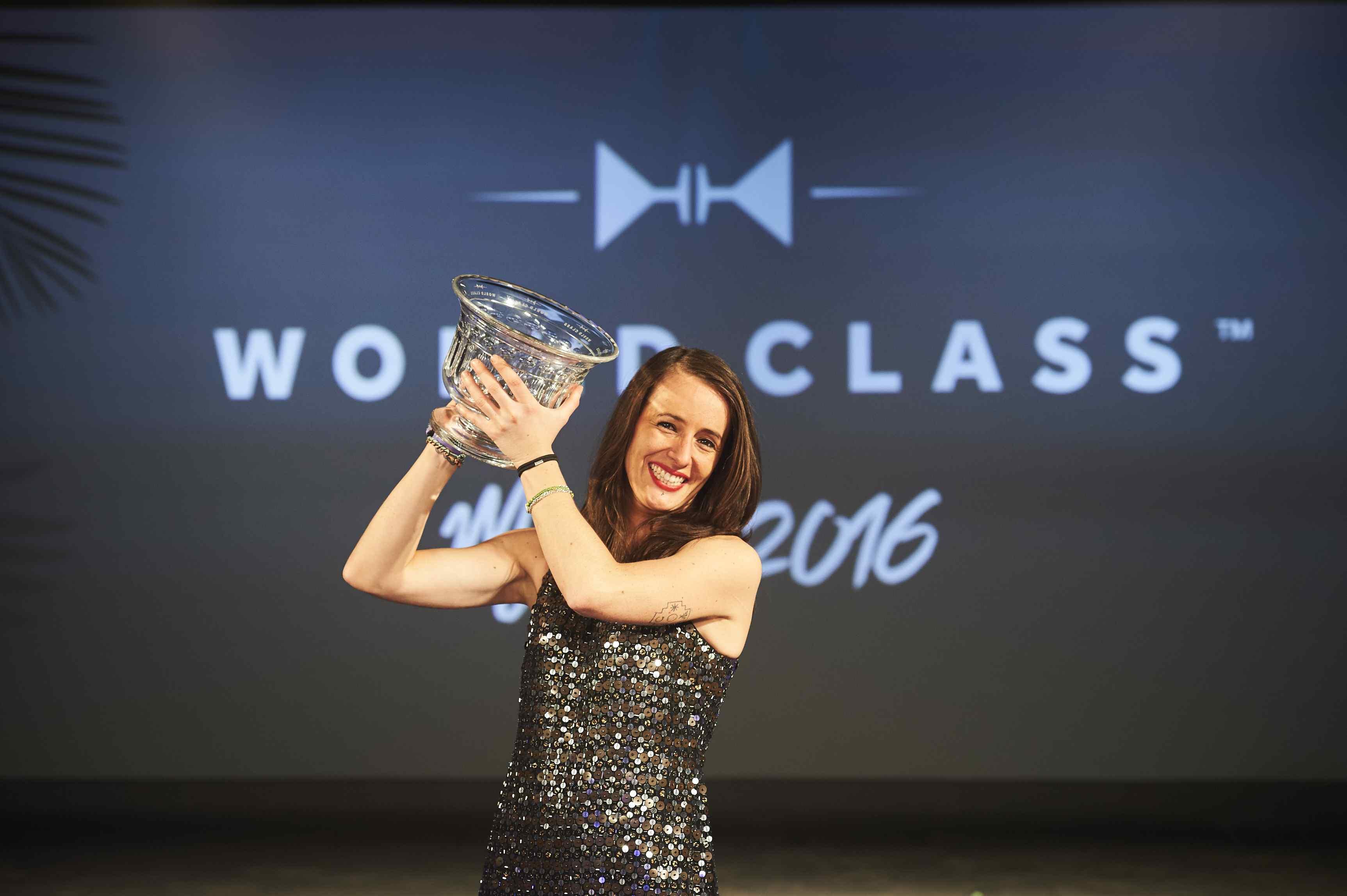 Jennifer Le Nechet, World Class Bartender of the Year