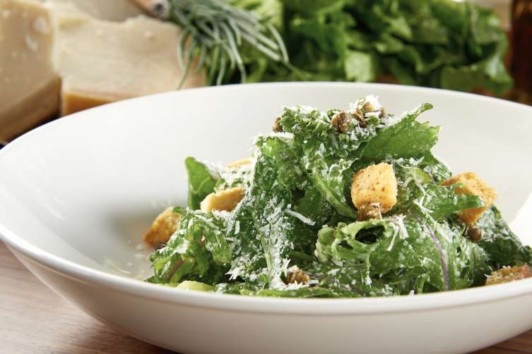 Kale Caesar at STK Brickell