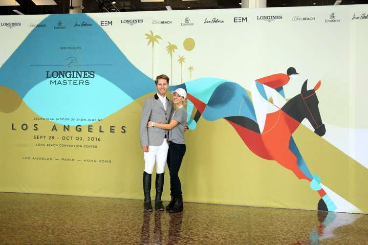 Longines Masters of Los Angeles 3