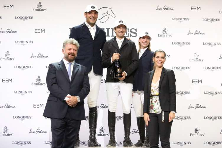 Longines Masters of Los Angeles 8
