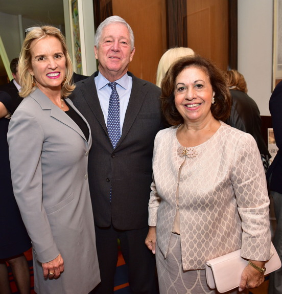 Kerry Kennedy, Crown Prince Alexander of Serbia, Crown Princess Katherine of Serbia