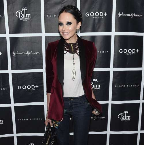 NEW YORK, NY - OCTOBER 18: Designer Stacey Bendet Eisner attends the New York Fatherhood Lunch to benefit GOOD+ Foundation on October 18, 2016 in New York City. (Photo by Jamie McCarthy/Getty Images for GOOD+)
