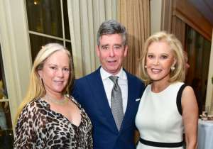 "Anne Hearst McInerney, Jay McInerney and Audrey Gruss at the Jay McInerney Book Party for ""Bright, Precious Days"" Anne Hearst McInerney, Jay McInerney, and Audrey Gruss at the book party for ""Bright, Precious Days"" at the 21 Club in New York. All photos: ©Patrick McMullan/Sean Zanni/PMC."