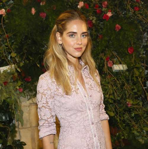 Chiara Ferragni Photo by Sylvain Gaboury/Patrick McMullan via Getty Images)