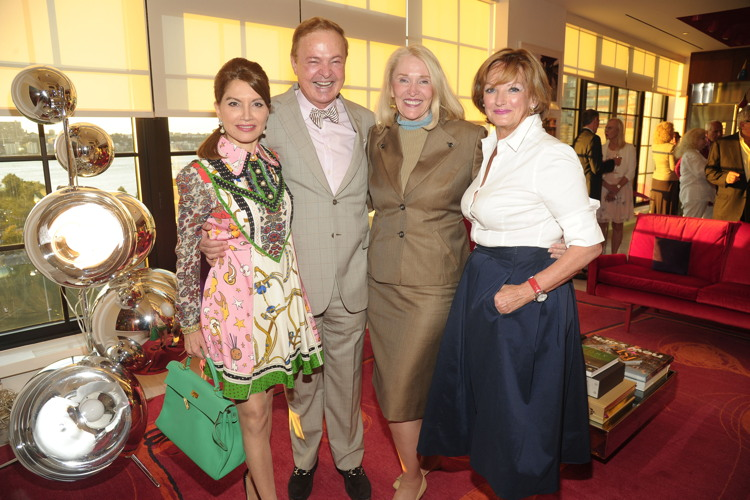 Jean Shafiroff, Alex Donner, Jewel Morris, Amanda Bowman== Jean Shafiroff, Alex Donner and Amanda Bowman Host Cocktails for Pet Philanthropy Circle== Private Residence, NYC== September 12, 2016== ©Patrick McMullan== Photo- Owen Hoffmann/PMC== ==