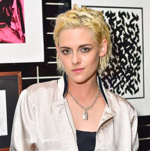 "Kristen Stewart== Moet & The Cinema Society Host a Party for the NYFF Premiere of IFC Films' ""Personal Shopper""== The Skylark, NY== October 7, 2016== ©Patrick McMullan. All photos: Sean Zanni/PMC"
