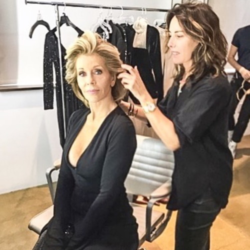 Celebrity Hair Stylist Sally Hershberger Opens Cool New