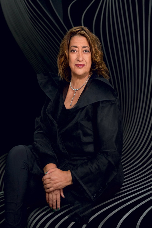 lalique ceo pays homage to zaha hadid in new collection. Black Bedroom Furniture Sets. Home Design Ideas