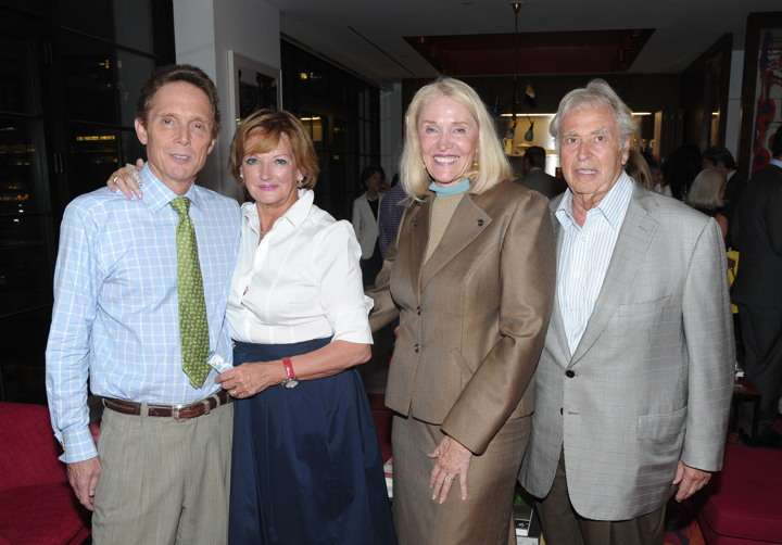 David Levy, Amanda Bowman, Jewel Morris, Bob Morris== Jean Shafiroff, Alex Donner and Amanda Bowman Host Cocktails for Pet Philanthropy Circle== Private Residence, NYC== September 12, 2016== ©Patrick McMullan== Photo- Owen Hoffmann/PMC== ==