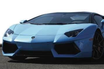 Lamborghini giro