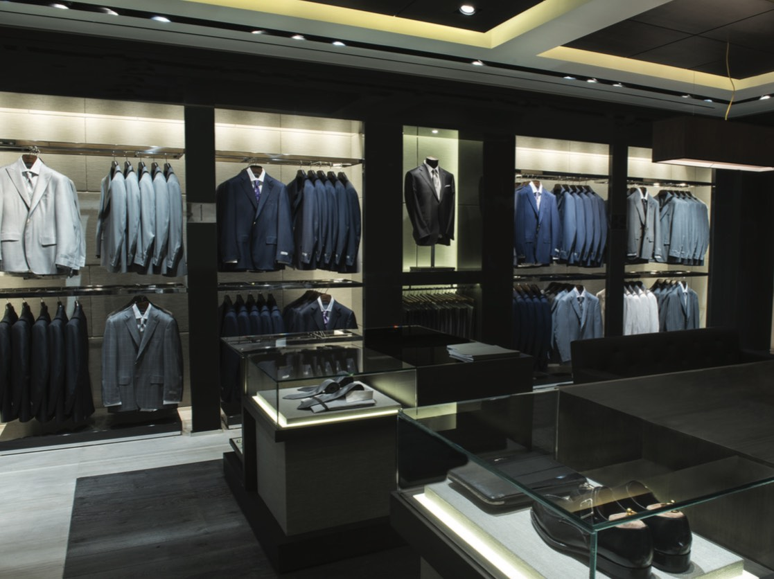 The Canali Store