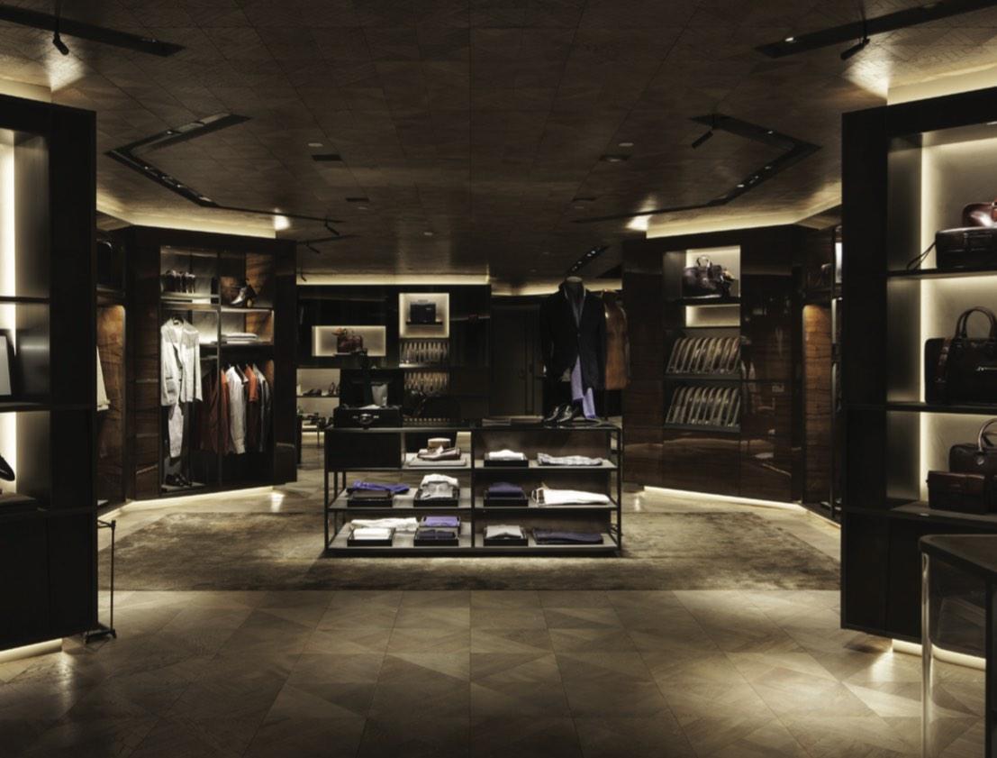 The Berluti Store