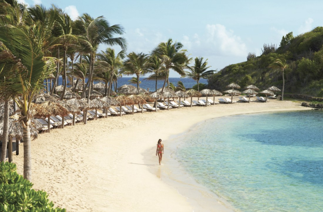 Le Guanahani Beach, St. Barts