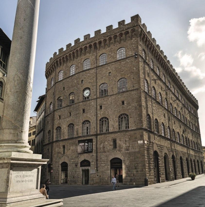 The Palazzo Spini Feroni, in the heart of Florence, has been the firm's headquarters since the 1930s.