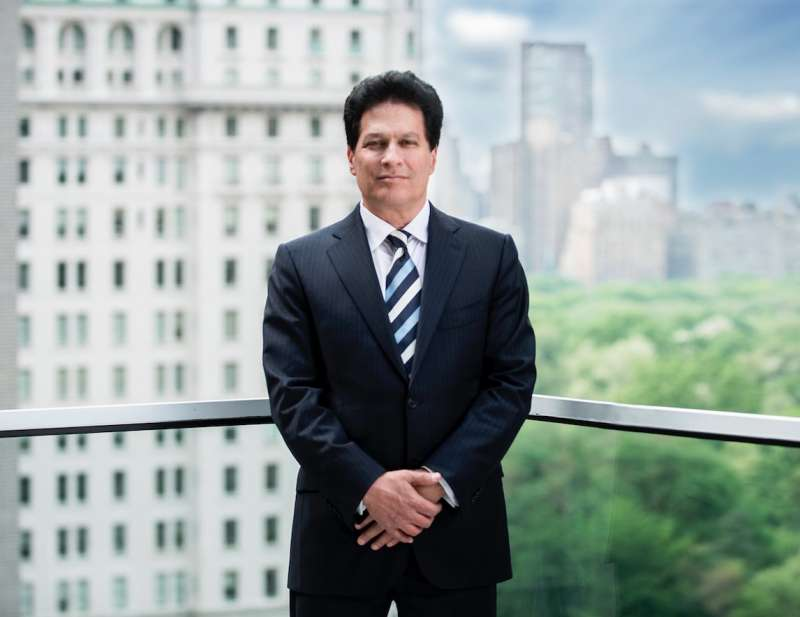 Ziel Feld- man, chairman and founder of HFZ Capital Group.