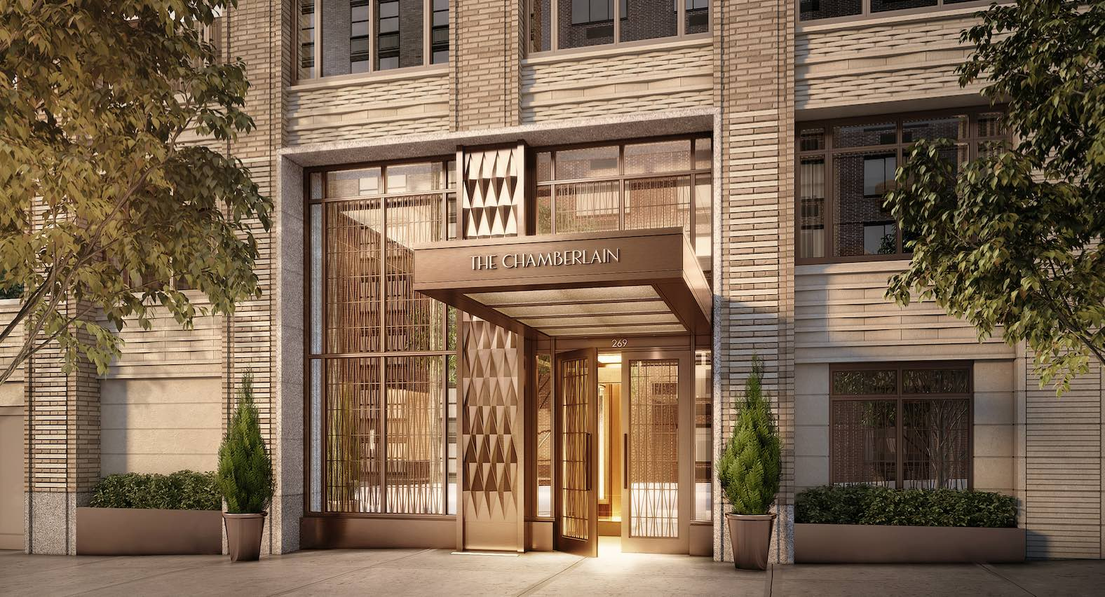 The Chamberlain on West 87th Street, developed by Simon Baron.