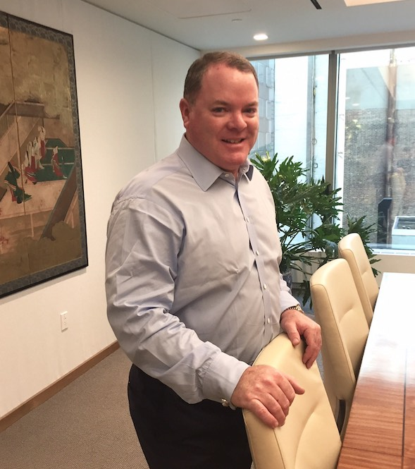 Bill O'Connor, CEO of O'Connor Capital Partners, is investing in the Upper East Side