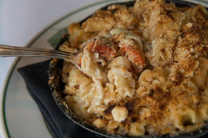 Smith & Wollensky Lobster Mac and Cheese