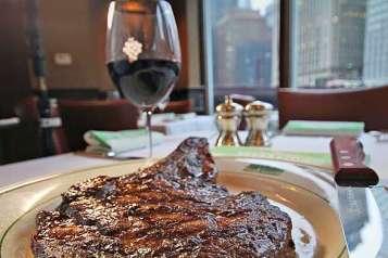 Smith Wollensky Steak