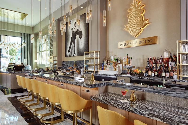 Pineapple Bistro and Bar
