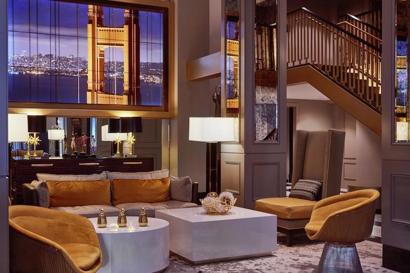 The Alise lobby lounge
