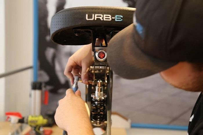 URBE Hand Built