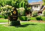 European Charm in Yountville at the Vintage Inn and Spa Villagio