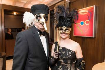 a look at the ball to unmask domestic violence
