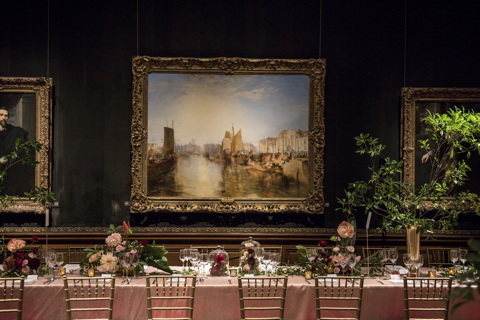 The Frick Collection: AUTUMN DINNER 2016