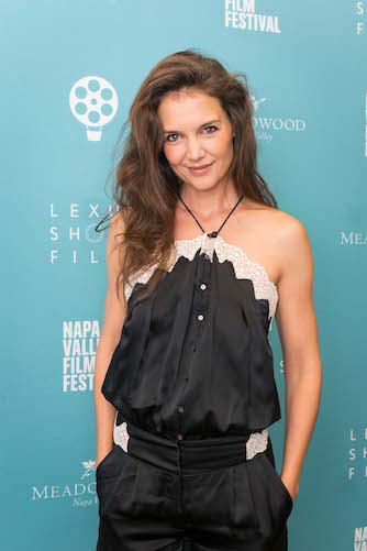 Napa Valley Film Festival Red Carpet Katie Holmes-All We Had