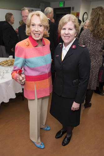 The Salvation Army's 13th Annual Holiday Luncheon